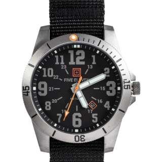 Часы тактические 5.11 FIELD WATCH 2.0, Black, 5.11 ®®®