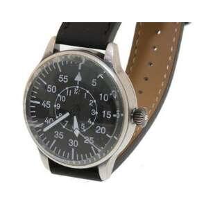 Часы военные лётные кварцевые винтажные ME109, [019] Black, Sturm Mil-Tec® Reenactment