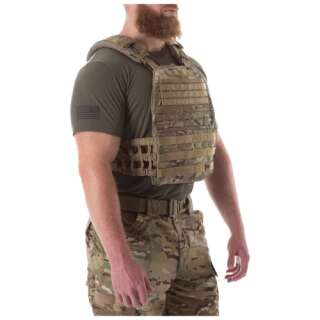 Чехол для бронежилета 5.11 TacTec Plate Carrier MultiCam, [169] Multicam, 5.11 Tactical®