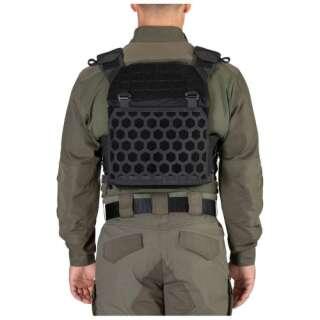 Чехол для бронежилета (плитник) 5.11 All Mission Plate Carrier, [019] Black, 5.11 Tactical®