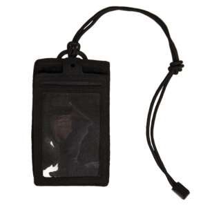 Чохол для ID-бейджа ID Card Case, [019] Black, Mil-tec