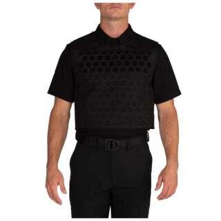 Чохол для м'яких бронеелементов 5.11 HEXGRID® Uniform Outer Carrier, Black, 5.11 ®