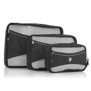 Чехол для одежды Heys Ecotex Packing Cube Grey 3шт, Heys (Canada)