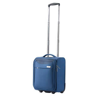 Чемодан CarryOn AIR Underseat (S) Steel Blue, CarryOn (Netherlands)
