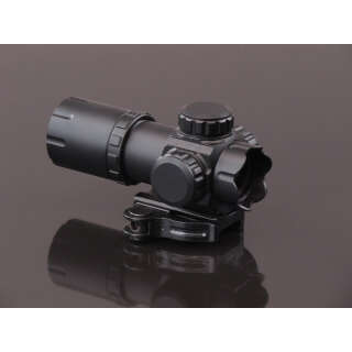 China made 1,5X Red Scope with QD Mount