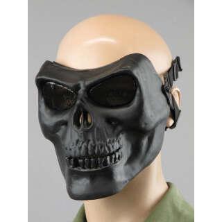 China made Airsoft Mask Skull Black
