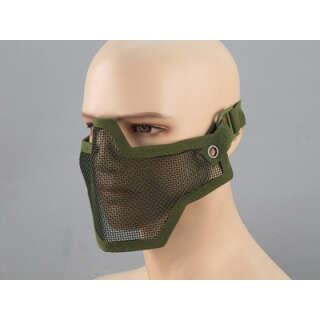China made маска сетчатая на нижнюю часть лица OD