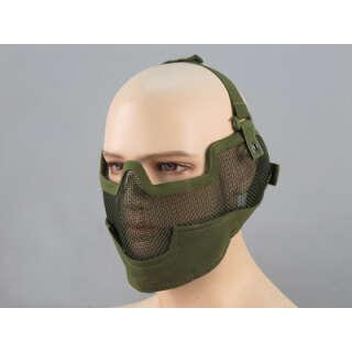 China made маска сетчатая на нижнюю часть лица (с ушами) OD