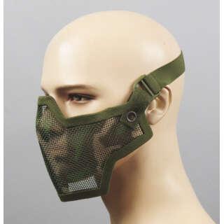 China made маска сетчатая на нижнюю часть лица Woodland