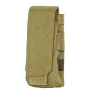 Combat Gear Pistol Mag Pouch TAN