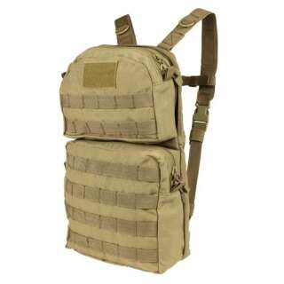 Condor Hydration Carrier II Tan