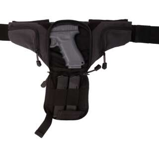 Cумка для скрытого ношения пистолета 5.11 Select Carry Pistol Pouch (Black/Charcoal), 44140