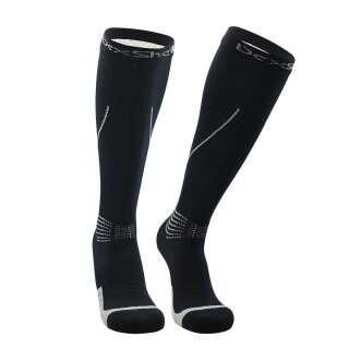 Dexshell Compression Mudder socks M Шкарпетки водонепроникні сірі