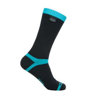 Dexshell Coolvent S Aqua Blue Шкарпетки водонепроникні