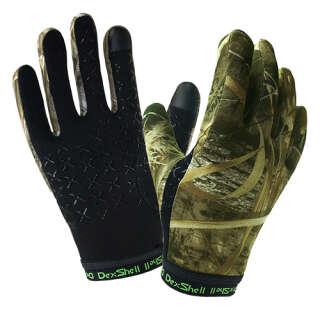 Dexshell Drylite Gloves Camo XS Рукавички водонепроникні