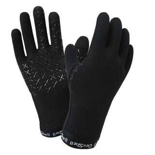 Dexshell DryLite Gloves L Рукавички водонепроникні чорні