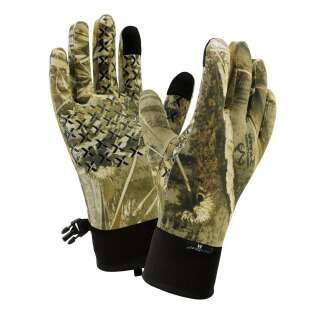Dexshell StretchFit Gloves L Рукавички водонепроникні камуфляж