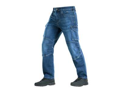 M-Tac джинсы Cargo Dark Denim
