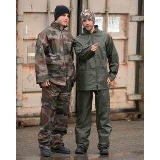 Дощовий костюм Mil-Tec водонепроникний, ССЕ, Mil-tec