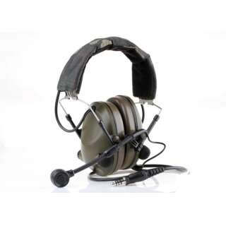 Element Z-Tac Sound-Trap Headset (Military Version)