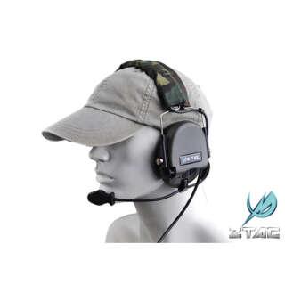 Element Z-Tac TEA Hi-Threat Tier 1 Headset OD