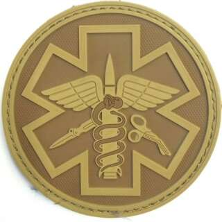 Emerson Paramedic Patch CB