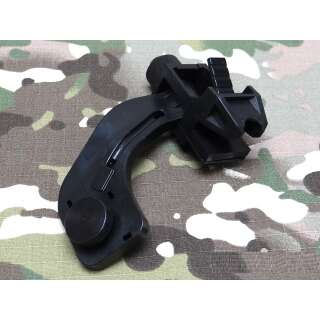 Emerson PVS-14 Mount Black