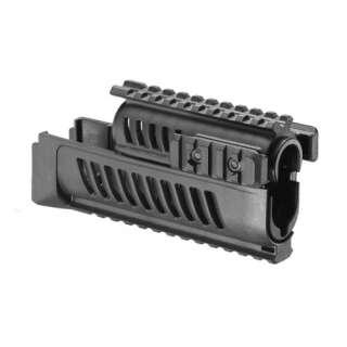 FAB Defense цевье полимерное для АК (4 планки) Black