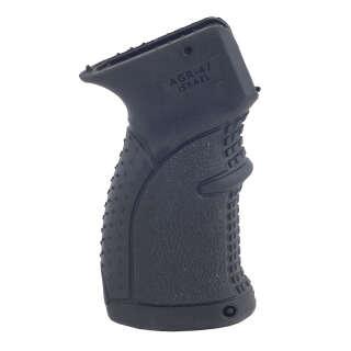FAB Defense рукоятка пистолетная прорезиненная для АК Black