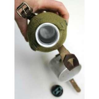 Фляга алюмінієва з кухлем і чохлом Румунія (б/у) [999] Multi, Sturm Mil-Tec®