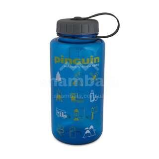 Фляга Pinguin Tritan Fat Bottle 2020 BPA-free, 1,0 L, Blue (PNG 806656)