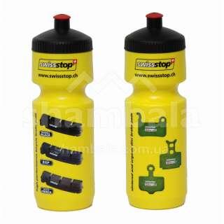 Фляга SwissStop Bottle, Yellow w/graphic, 0,75 л (SWISS P100003317)