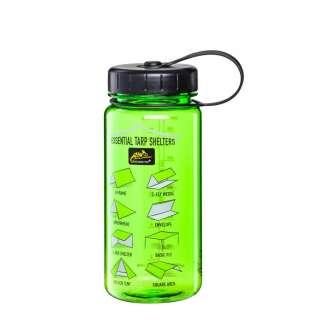 Фляга TRITAN BOTTLE Wide Mouth Tarp Shelters - 550 мл, Green/Black, Helikon-Tex