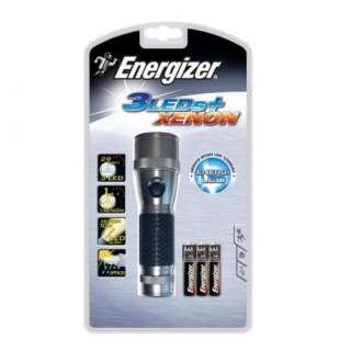 Ліхтар Energizer Xenon/3 Led, Metallic