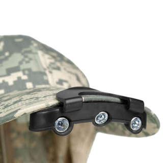 Ліхтарик Mil-Tec на кепку (3 LED), Sturm Mil-Tec®