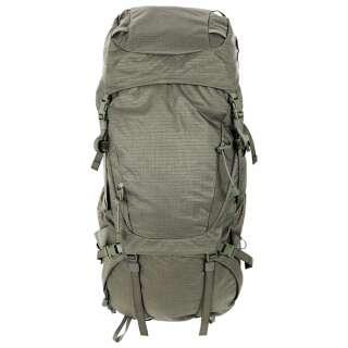 Французcкий горный рюкзак SAC de Montagne Modulable 70 л.(Olive)