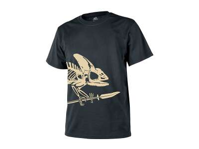Футболка FULL BODY SKELETON - Cotton, Black, Helikon-Tex