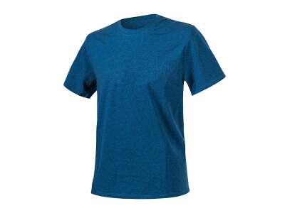 Футболка HELIKON-TEX - Melange, 6501Z-Blue/Black Melange, Helikon-Tex