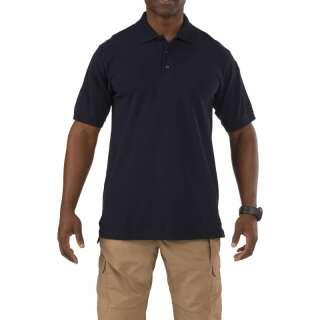 Футболка Поло с коротким рукавом 5.11 Professional Polo - Short Sleeve, [724] Dark Navy