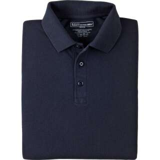Футболка Поло тактична з коротким рукавом 5.11 UTILITY SHORT SLEEVE POLO, [724] Dark Navy, 44140