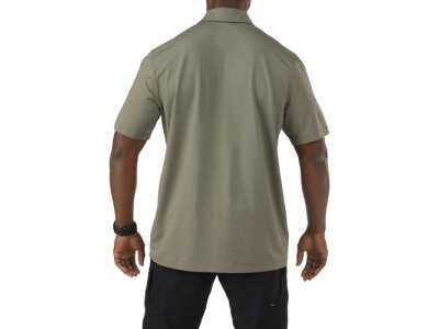 Футболка Поло тактична з коротким рукавом 5.11 ODYSSEY POLO - SHORT SLEEVE, [831] Sage Green, 44140