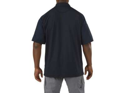 Футболка Поло тактична з коротким рукавом 5.11 RAPID PERFORMANCE POLO - SHORT SLEEVE, [724] Dark Navy, 44140