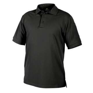 Футболка Polo URBAN TACTICAL - TopCool, Black, Helikon-Tex®
