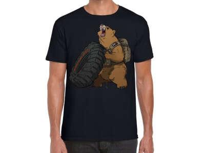 Футболка з малюнком 5.11 Grizzly Fitness, 5.11 ®