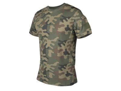 Футболка TACTICAL - TopCool, PL Woodland, Helikon-Tex®