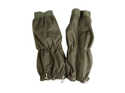 Гамаші-бахіли зі сталевими тросами (Olive), Mil-tec