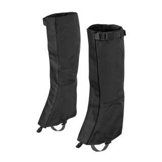 Гамаши SNOWFALL LONG GAITERS - Cordura, Black, Helikon-Tex®