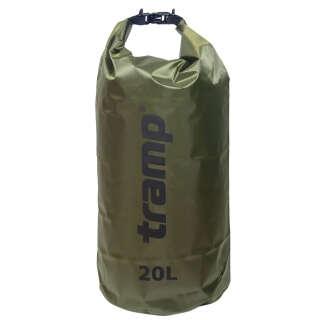 Гермомешок Tramp TRA-113-olive PVCDiamondRip-Stop 20, TRAMP