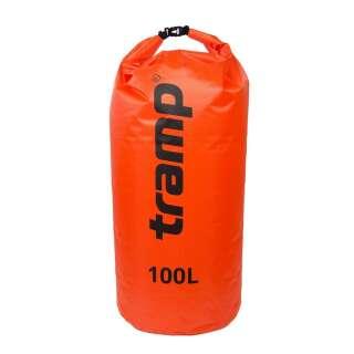 ГермомешокPVCDiamondRip-Stop100л Tramp TRA-210-orange, TRAMP