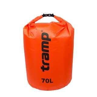 ГермомешокPVCDiamondRip-Stop70л Tramp TRA-209-orange, TRAMP
